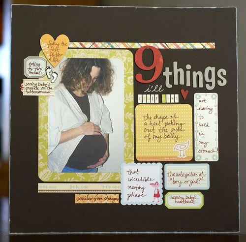 9 Things | Melissa Kaiserman