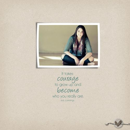 Courage | Katrina Simeck