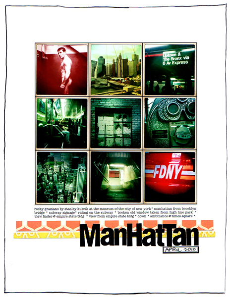 Manhattan | Tina Cockburn