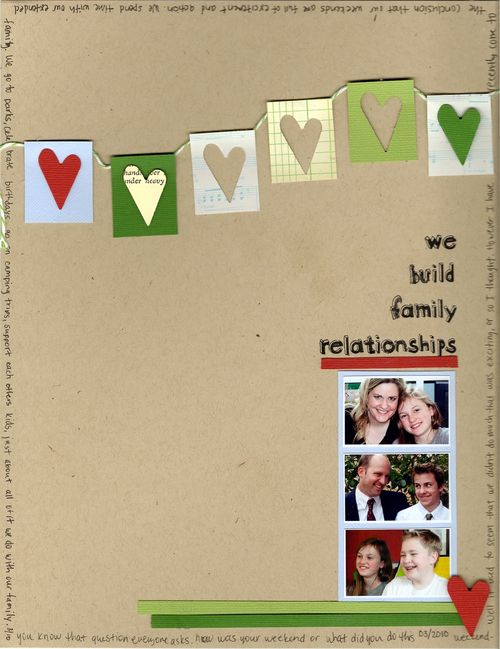 We Build Relationships | Wendy Smedley