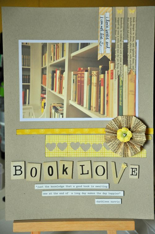 Book Love | Lisa Ottosson