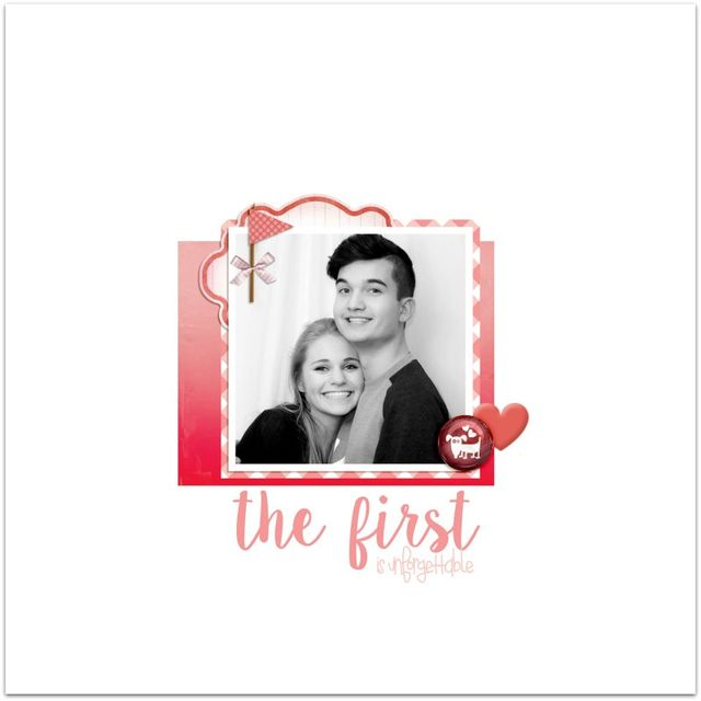 The First | Marnie Flores