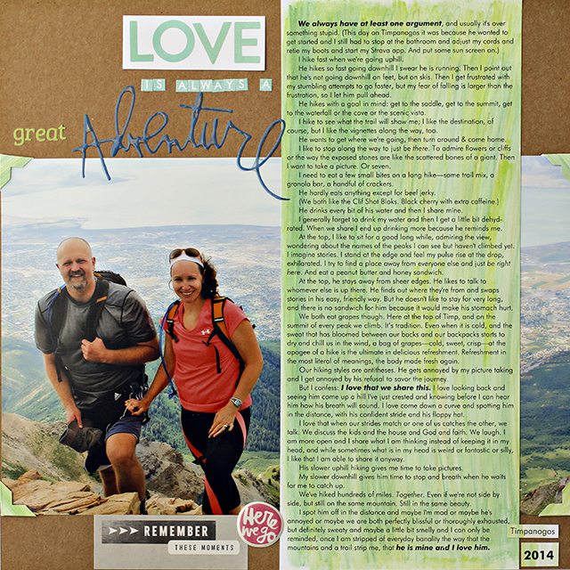 Love is Always a Great Adventure | Amy Sorensen