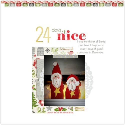 24 Days of Nice | Marnie Flores
