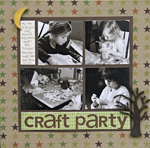 Craft Party | Marnie Flores