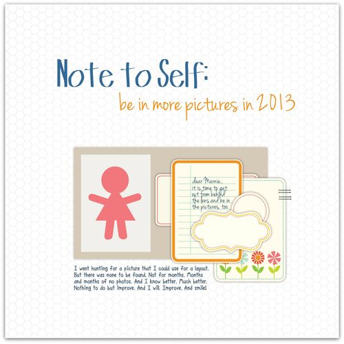 Note to Self | Marnie Flores