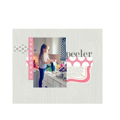 Peeler | Marnie Flores