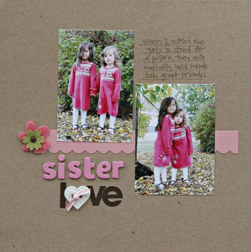 Sister Love (Version 1) | Marnie Flores