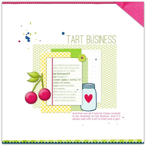 Tart Business | Marnie Flores