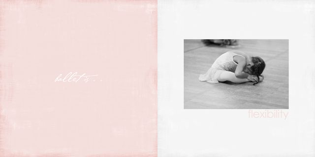 Ballet Is . . . | Marnie Flores