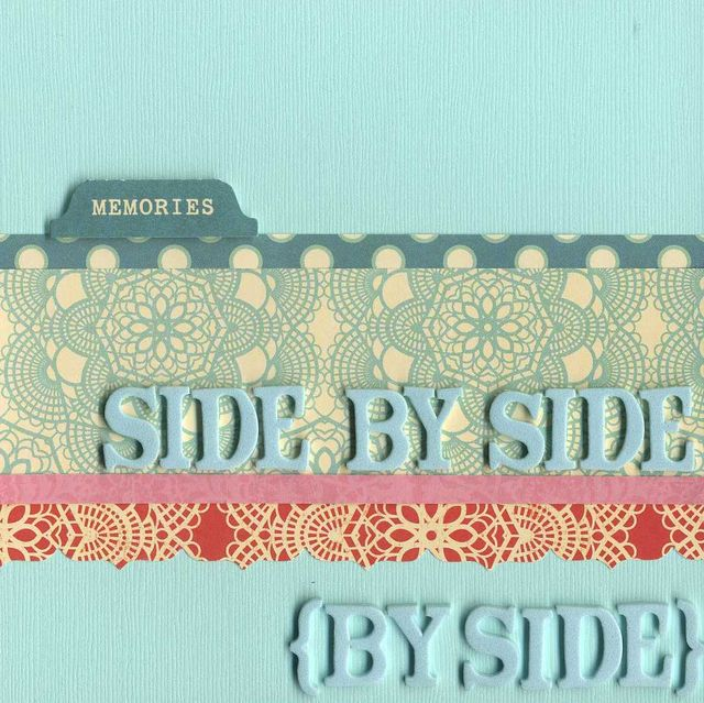 Side by Side | Erin Sweeney