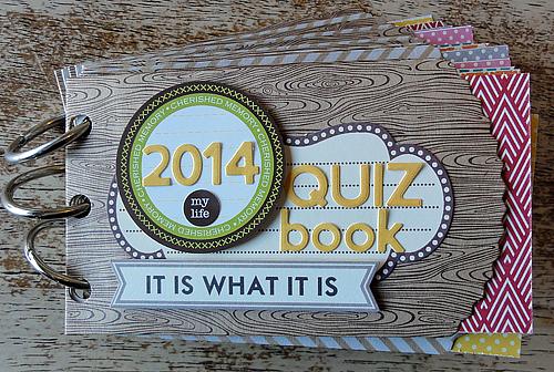 2014 Quiz Book  | Jennifer Larson