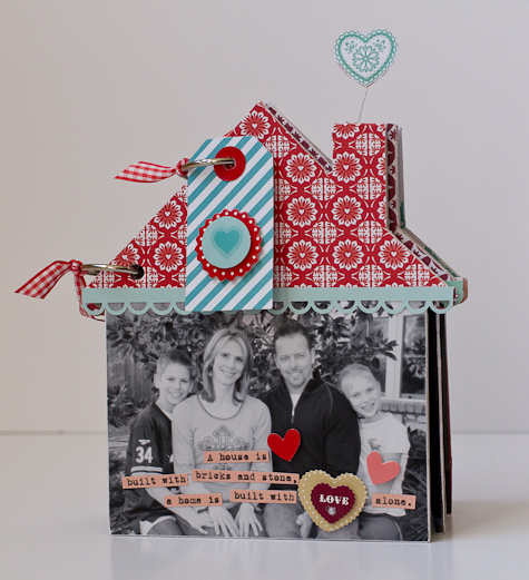 A Home is Built with Love Alone | Diane Payne