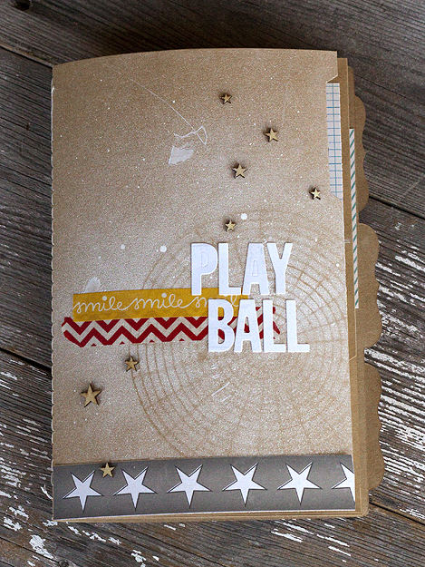 Play Ball | Jennie McGarvey