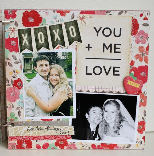 Me & You Mini Album | Katie Ehmann