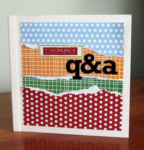 Tommy q&a | Paula Gilarde