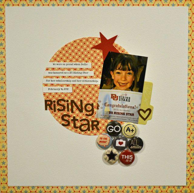Rising Star   Vivian Masket