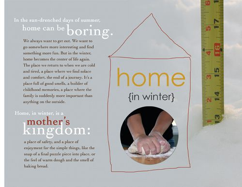 Home {In Winter} | Autumn Baldwin