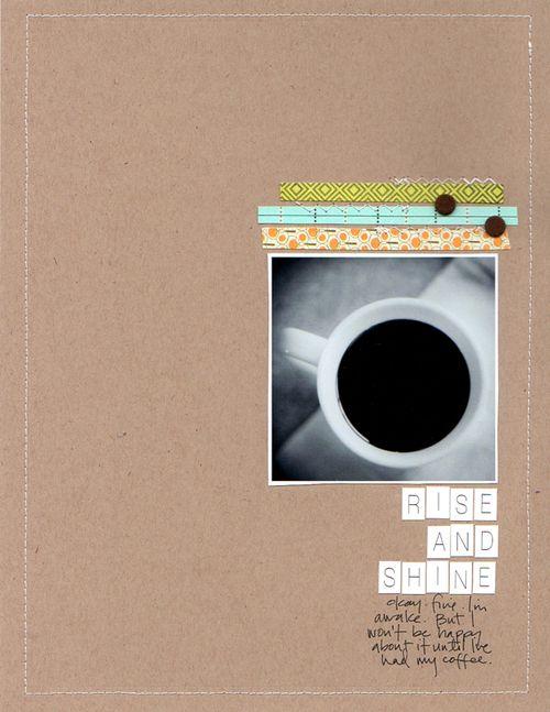 Rise and Shine | Tina Cockburn