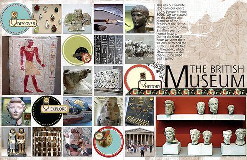 British Museum | Aly Dosdall
