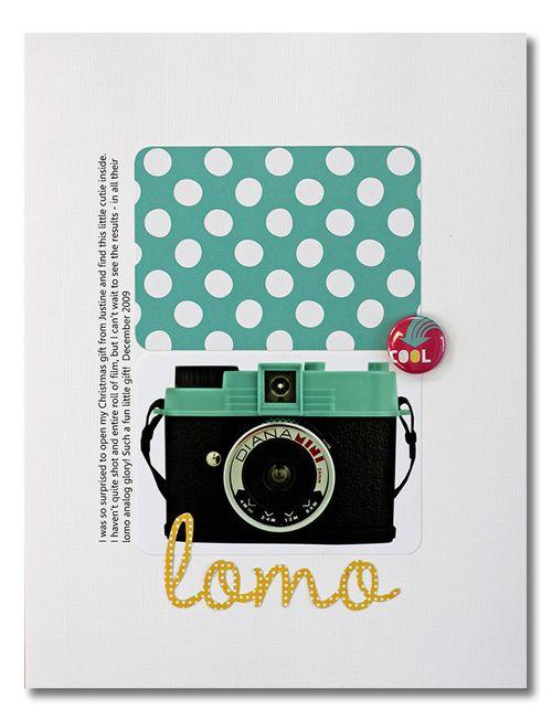 Lomo | Celeste Smith