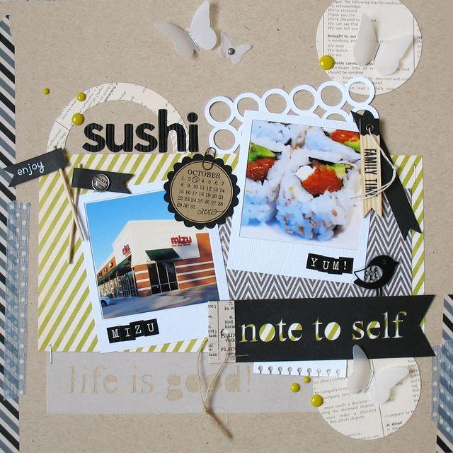 Sushi | Kathy Martin