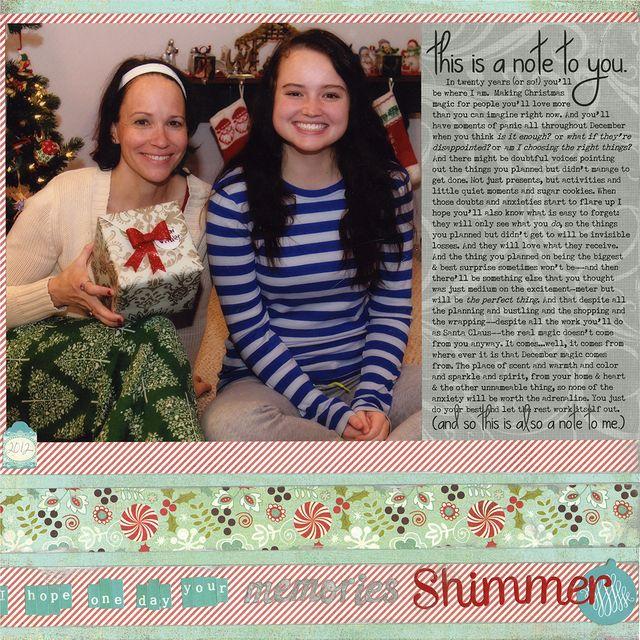 Memories Shimmer | Amy Sorenson