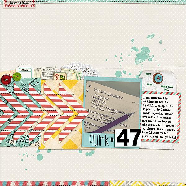 quirk #47 | Celeste Smith