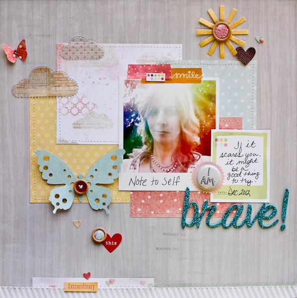 I am Brave | Diane Payne