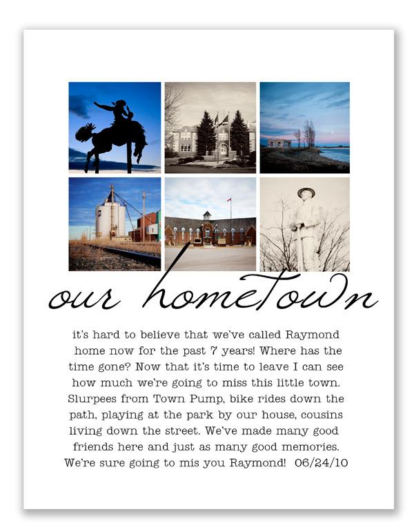 Our Hometown   Rebecca Cooper