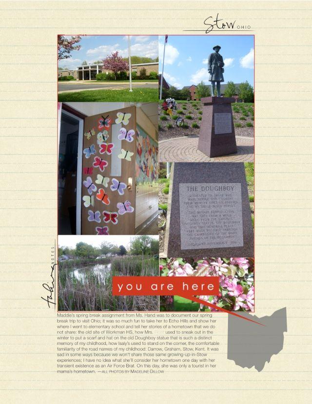 Stow, Ohio | Elizabeth Dillow