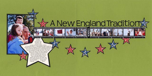 A New England Tradition   Paula Gilarde