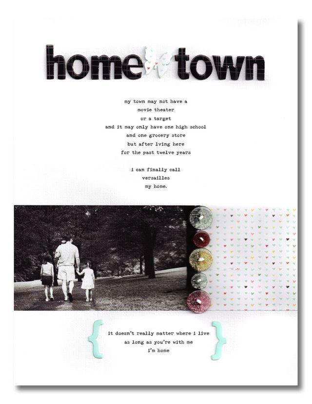 Home Town | Moon Ko