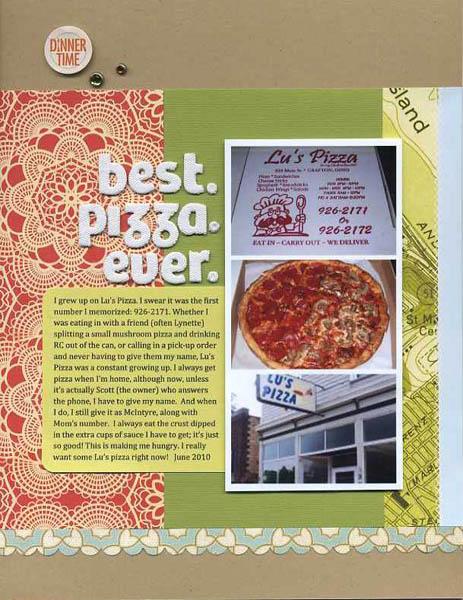 Best Pizza Ever   Erin Sweeney