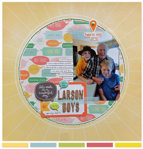 Larson Boys | Jennifer Larson