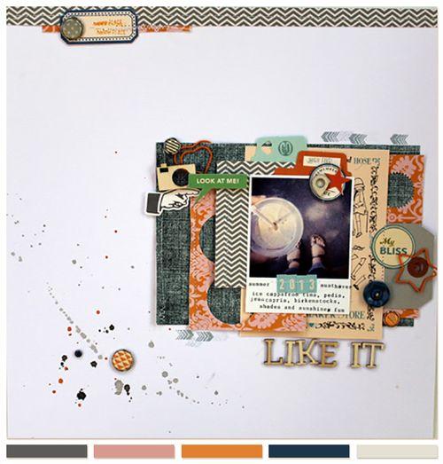 Like It | Melanie Blackburn