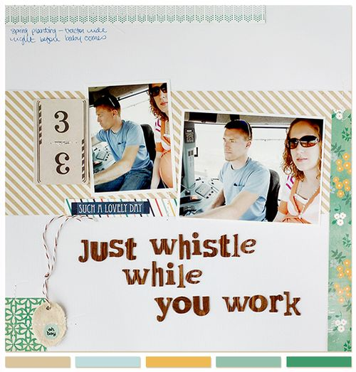 Whistle While You Work | Valerie O'Neall