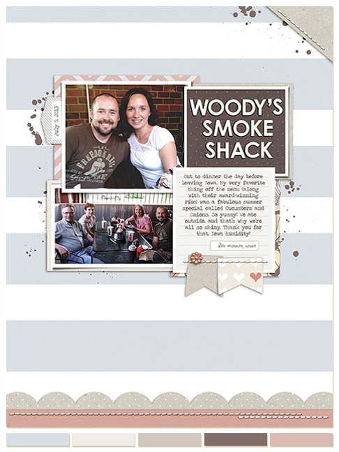 Woody's Smoke Shack | Kate Christensen