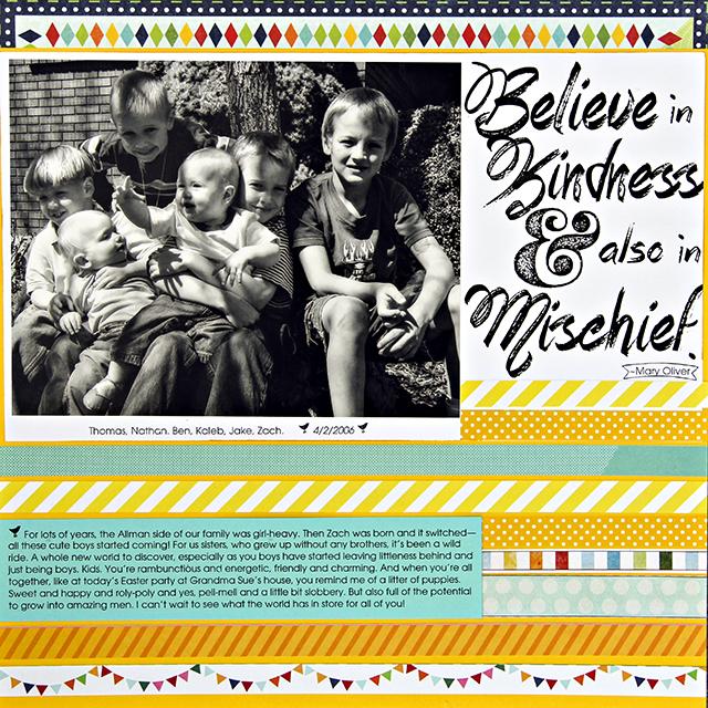 Believe in Mischief | Amy Sorensen