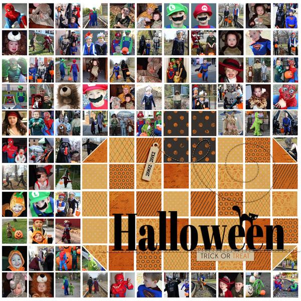 Halloween 2002-2012 | Jennifer Hignite