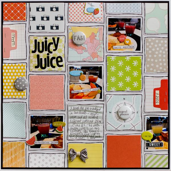 Juicy Juice | Diane Payne