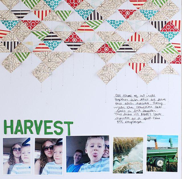 Harvest | Valerie O'Neall