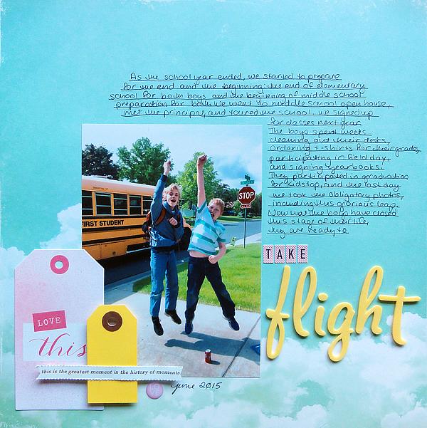 Take Flight | Jenny Larson