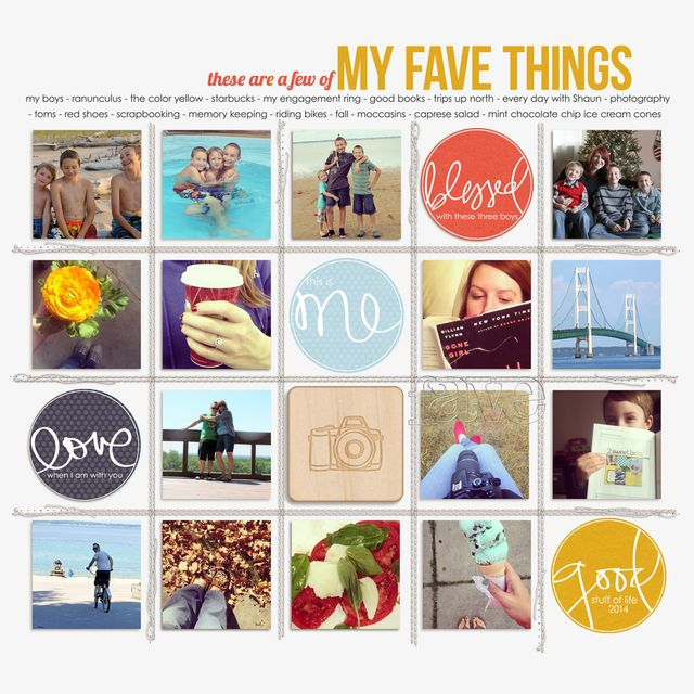 My Fave Things | Jennifer Hignite