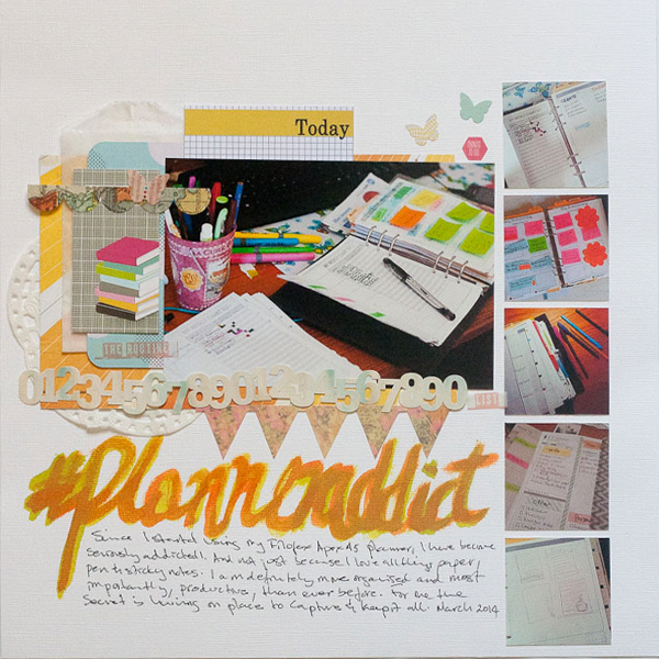 #planneraddict | Francine Clouden