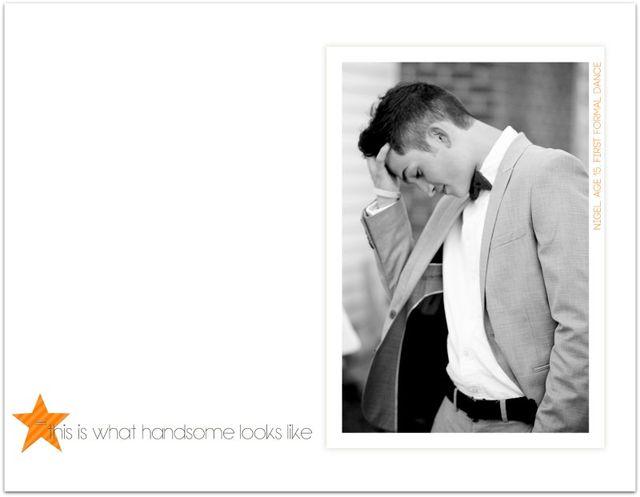 Handsome [Non] Stranger | Marnie Flores