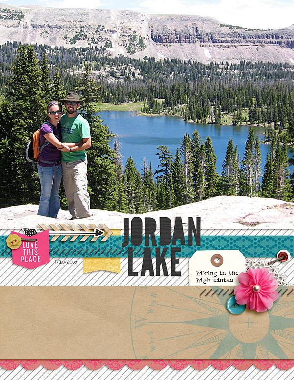 Jordan Lake | Kate Christensen