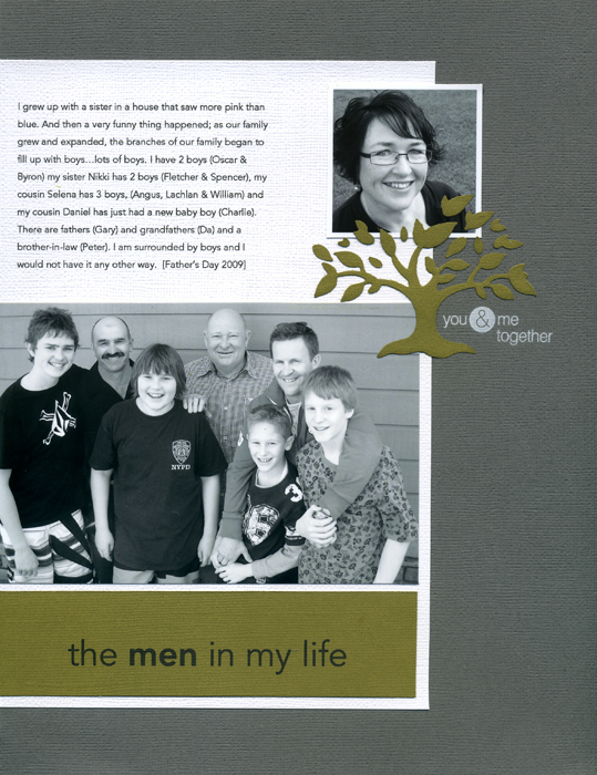 The Men In My Life | Jody Dent-Pruks