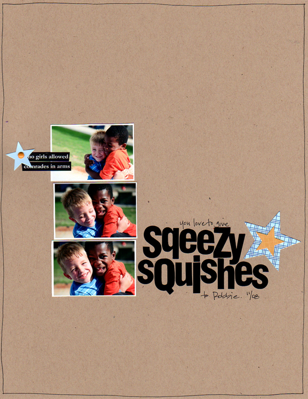 Squishy Squeezes | Tina Cockburn