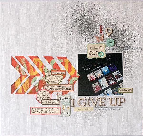 I Give Up | Francine Clouden